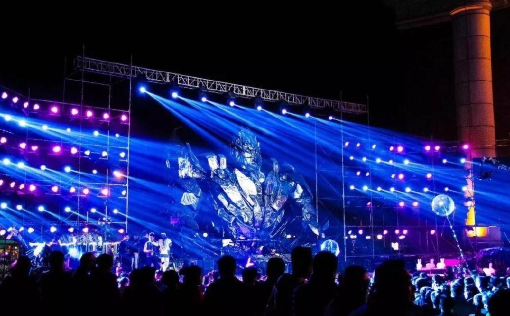 蚌埠飓风超跑电音节门票-蚌埠大明园站