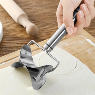 不锈钢包饺子皮制作器包水饺工具压面器优惠券
