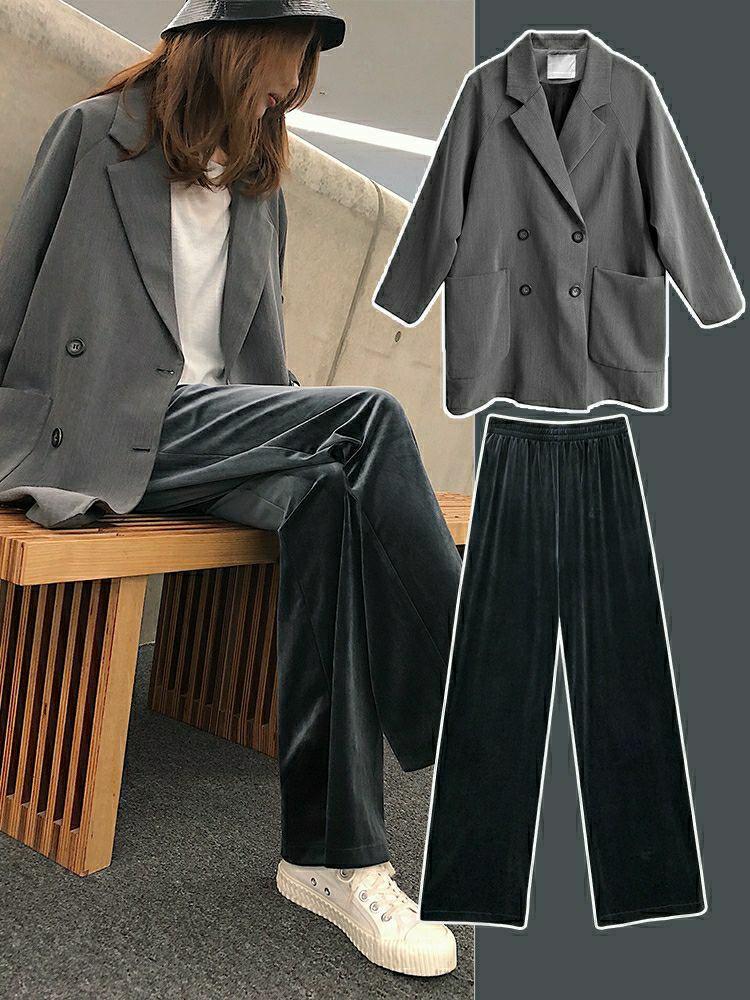 【九龙专场】加厚丝绒裤
