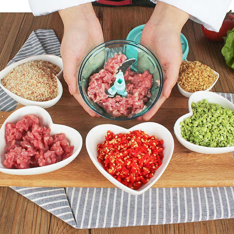 家用手动绞肉绞菜机切菜器优惠券