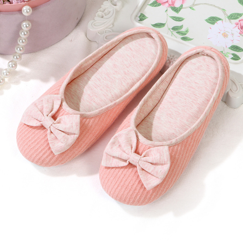 DD123 水星家纺 女生拖鞋居家简约室内便携式旅行鞋曼诺尔