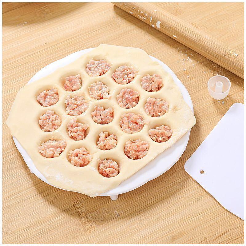 【爆款】包饺子神器 不锈钢包饺子模具 饺子模型
